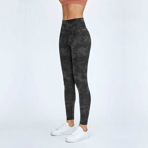Geometric Fitness Workout Leggings