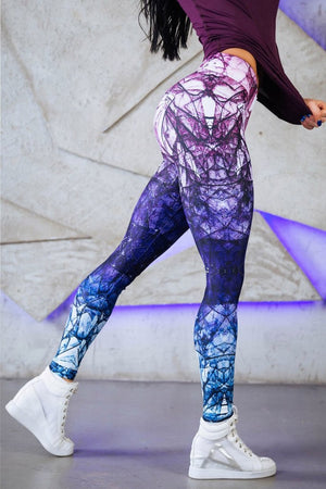 Women 3d Print Yoga Pants