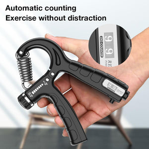 Heavy Hand Grip Arm Muscle Trainer