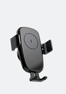 KiiP X5 Car Holder Qi Fast Wireless Charger 15W