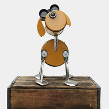 Load image into Gallery viewer, Yellow Mutt Sculpture
