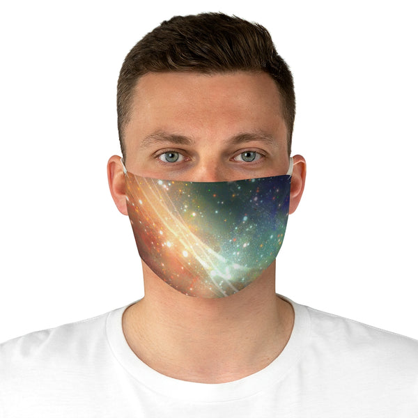 """Mess"" Fabric Face Mask"