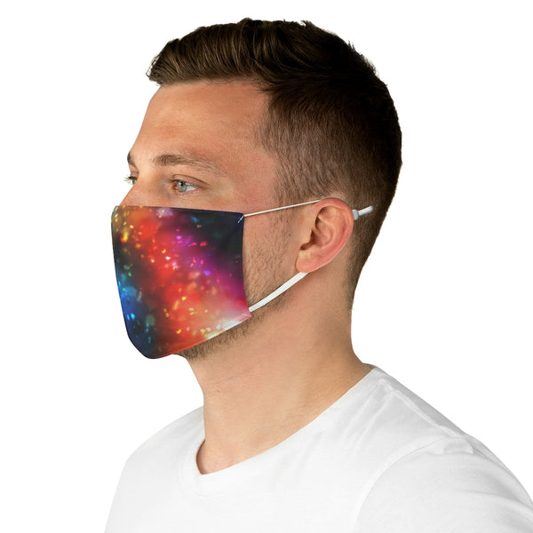 """Don't Get Me Wrong"" Fabric Face Mask"