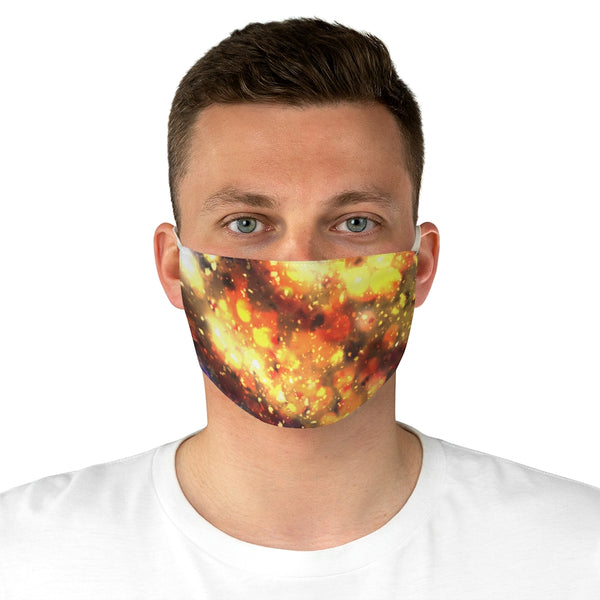 """Swing Life Away"" Fabric Face Mask"