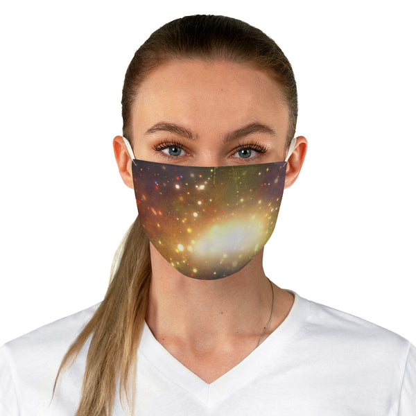 """Tiny Glowing Screens, Pt. 2"" Fabric Face Mask"
