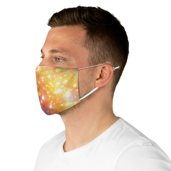 """Say It To Me Now"" Fabric Face Mask"