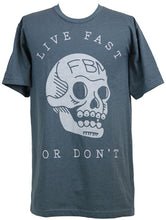 Load image into Gallery viewer, FBM Live Fast T-Shirt