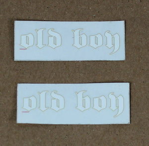 FBM Old Boy Stickers