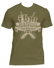 Load image into Gallery viewer, FBM Steadfast Badge T-Shirt