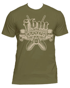 FBM Steadfast Badge T-Shirt