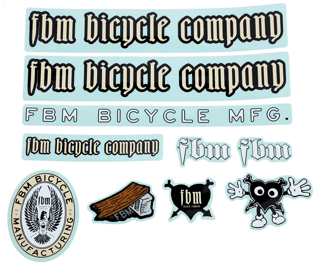 FBM Sticker Pack