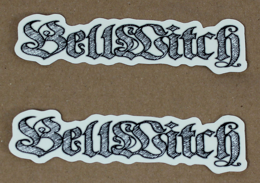 FBM Bellwitch Top Tube Stickers