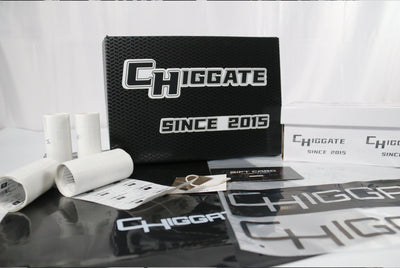 Chiggate Original Packaging