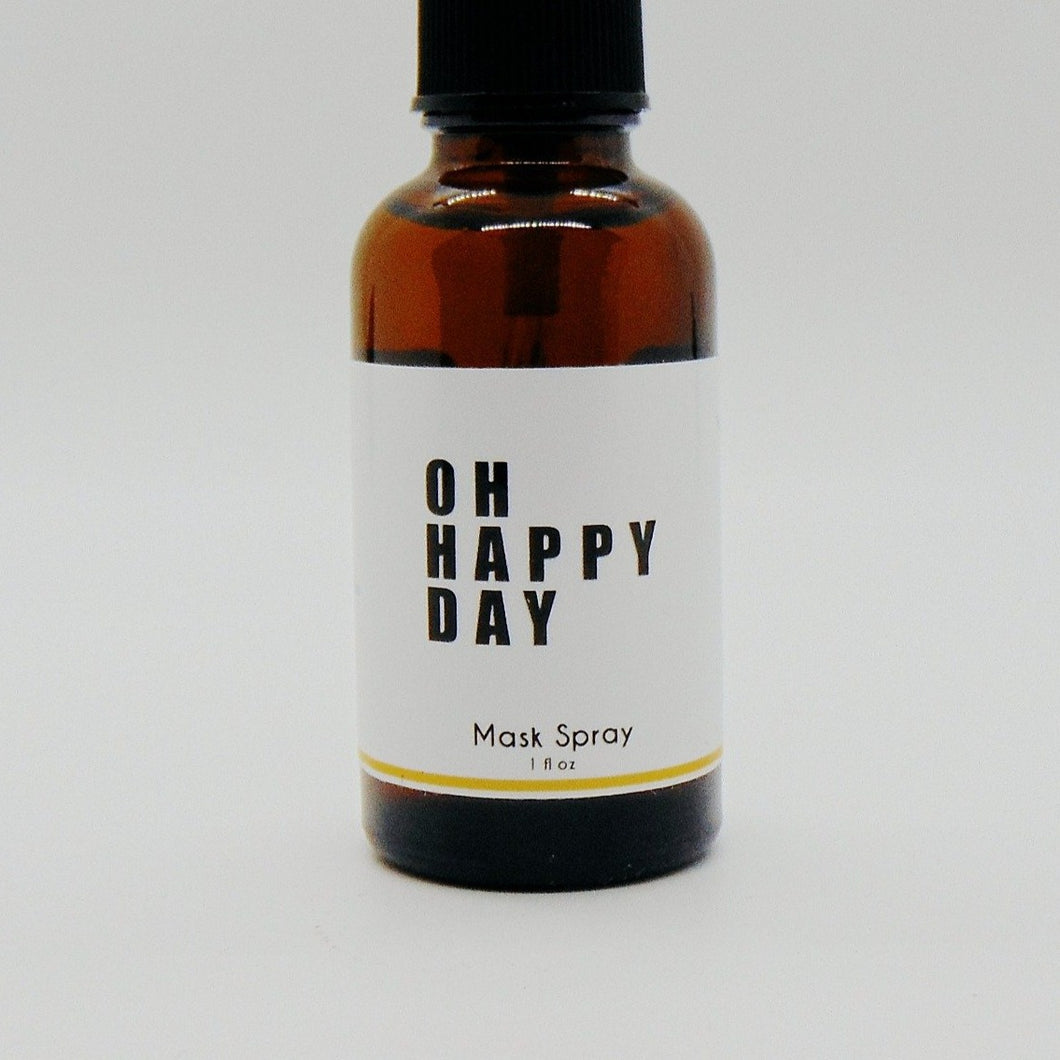 Oh Happy Day Mask Spray