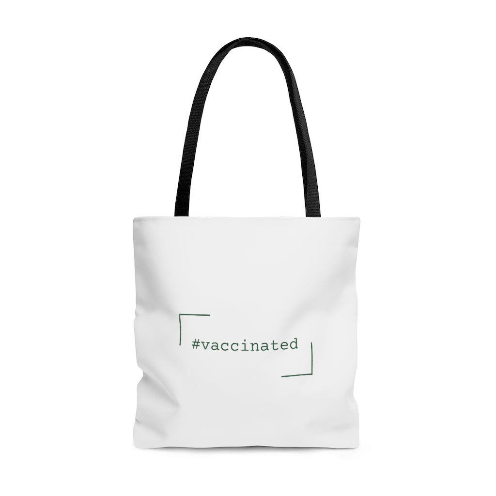 #Vaccinated Tote