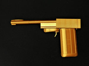 Golden Gun MkII, (Pen, Lighter, Cigarette Case) - James Bond Replica Prop - 3D Printed