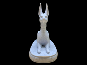 Anubis - Egyptian Dog God - 3D Printed