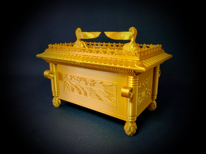The Ark of Covenant - 1:6 Scale Replica Prop  - 3D Printed