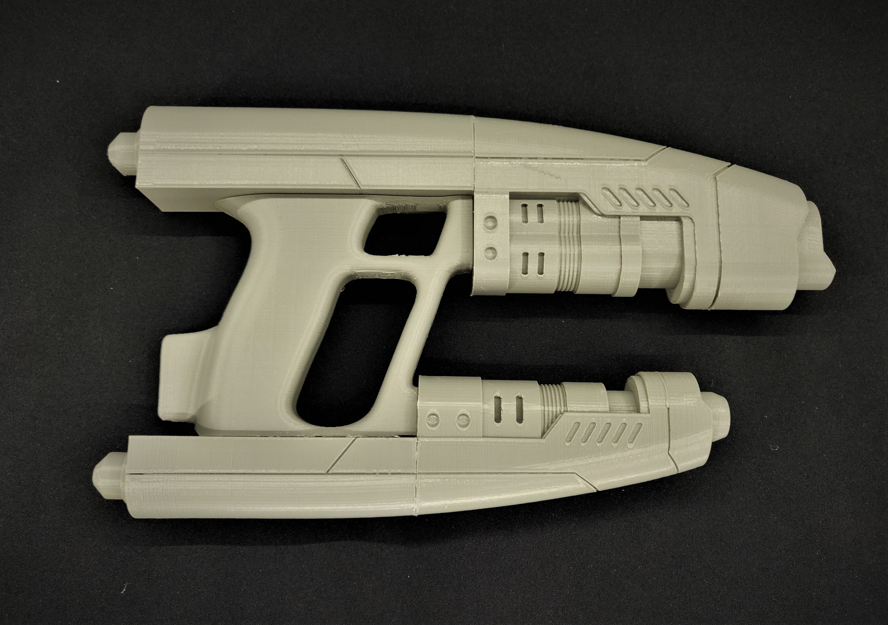 Star-Lord Element Blaster - Avengers: Endgame Replica Prop - 3D Printed