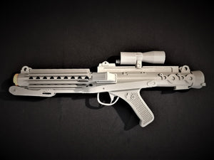 Star Wars Stormtrooper E-11 Blaster Rifle Replica Prop 3D Printed