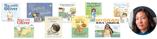 da Shop Talk with Mika Song, Children's Author and Illustrator