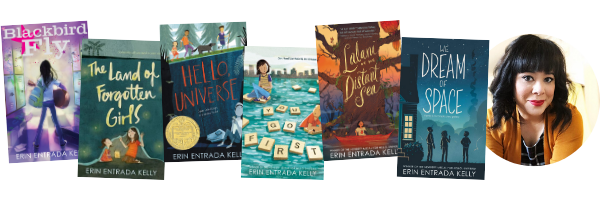 da Shop Talk with Newbery Medalist Erin Entrada Kelly