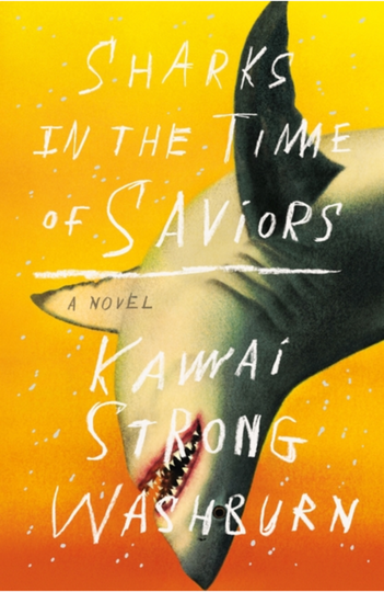 Virtual Author Talk: Sharks in the Time of Saviors