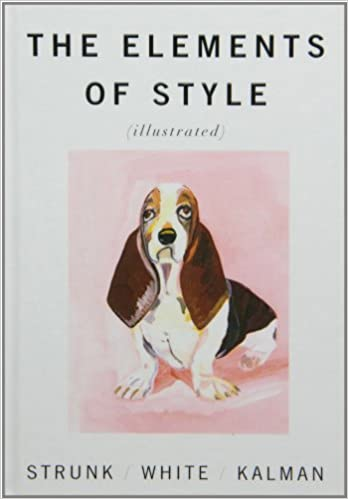 Elements of Style, The, 4th Ed., Illustrated