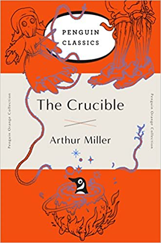 The Crucible (Penguin Orange Collection)