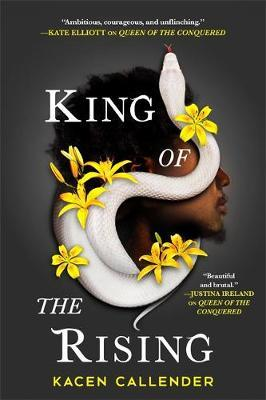 King of the Rising (Islands of Blood and Storm, 2)