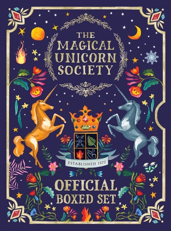 The Box Set: Magical Unicorn Society Official Handbook