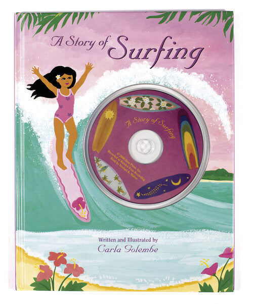 The Story of Surfing w/CD