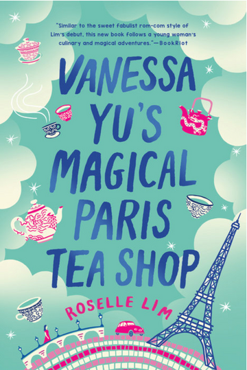 Vanessa Yu's Magical Paris Tea Shop (pb)