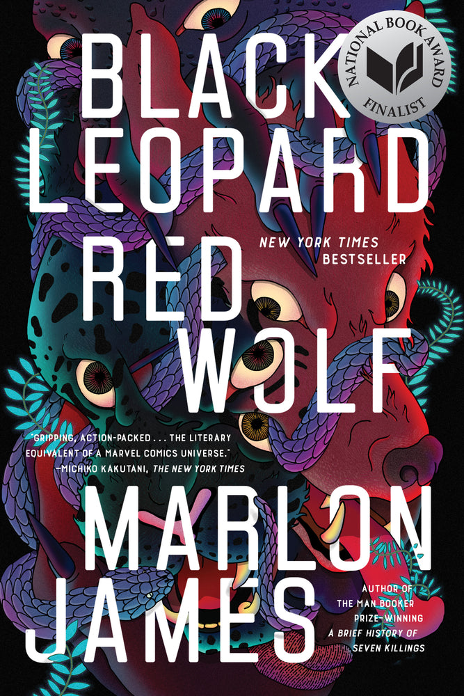 Black Leopard, Red Wolf (Dark Star Trilogy #1)