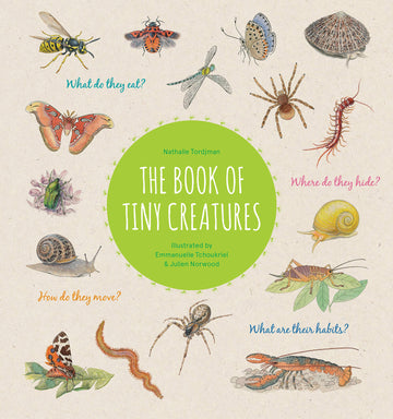 The Book of Tiny Creatures