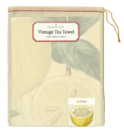 Tea Towel (Citrus)