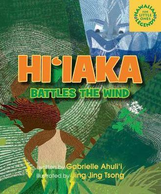 Hiiaka Battles the Wind