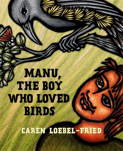 Manu, the Boy Who Loved Birds