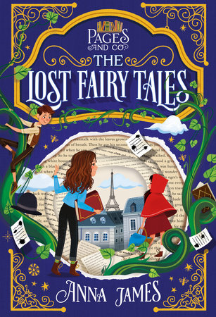 Pages & Co.: The Lost Fairy Tales (Book 2, hc)