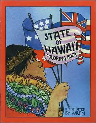 State of Hawai'i Coloring Book