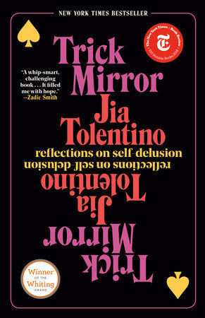 Trick Mirror: Reflections on Self-Delusion (pb)