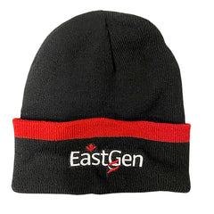 Black Acrylic Toque