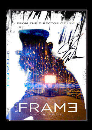 The Frame Autographed DVD