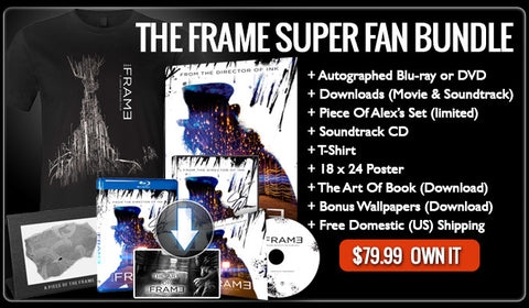 The Frame Super Fan Bundle