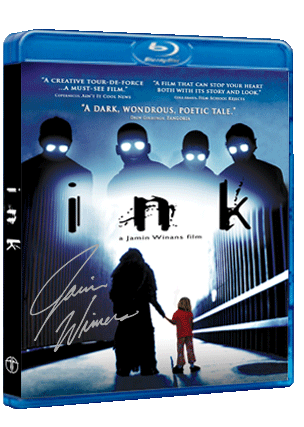 Ink Autographed Blu-ray
