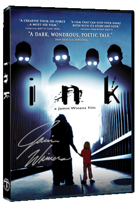 Ink Autographed DVD