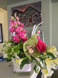 The ACC sent me flowers as a get well soon. So beautiful!