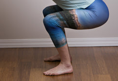 Morning RUNdle Leggings: For running, yoga, and ADVENTURE