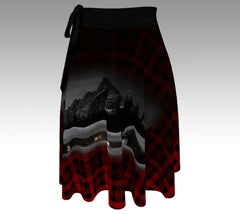 Wrap Skirt: Cozy
