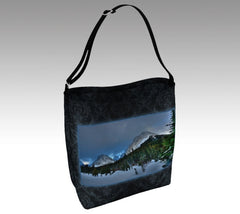Tote with Mount Chester in Kananaskis Country